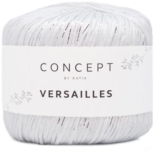 Katia Versailles 80 Silver-White