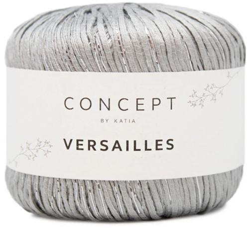 Katia Versailles 86 Silver-Pearl light grey