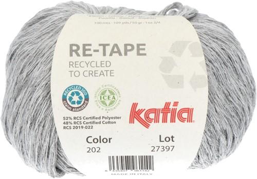 Katia Re-Tape 202 Grey