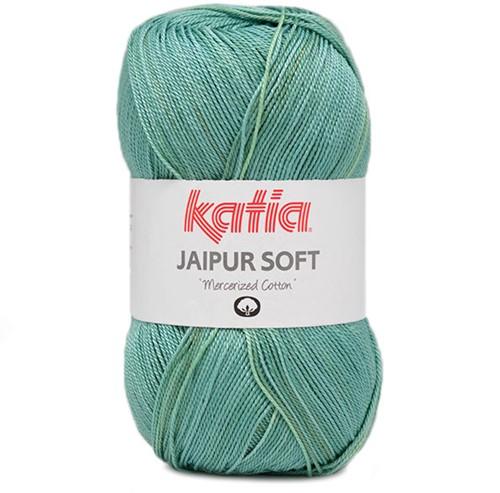 Katia Jaipur Soft 105 Brown / Yellow / Green