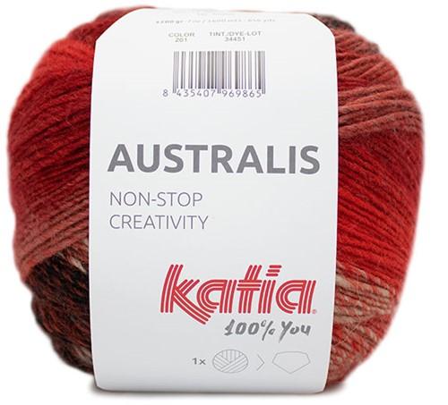 Katia Australis 201