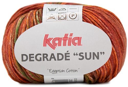 Katia Degradé Sun 200 Rust / Green