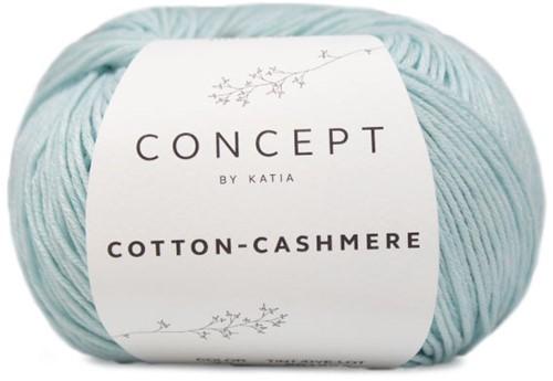 Katia Cotton Cashmere 73 Water Blue