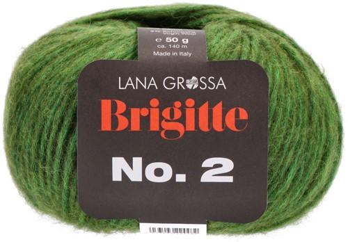 Lana Grossa Brigitte No.2 001 Green