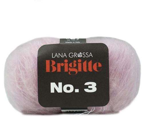 Lana Grossa Brigitte No.3 7 Lilac Pink