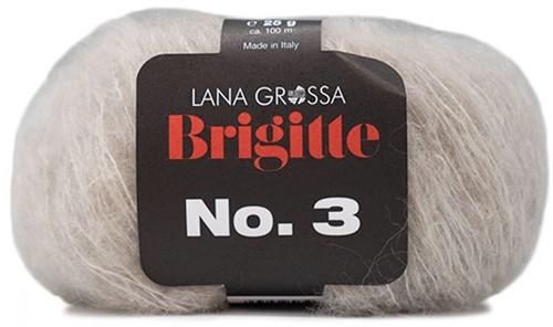 Lana Grossa Brigitte No.3 18 Beige