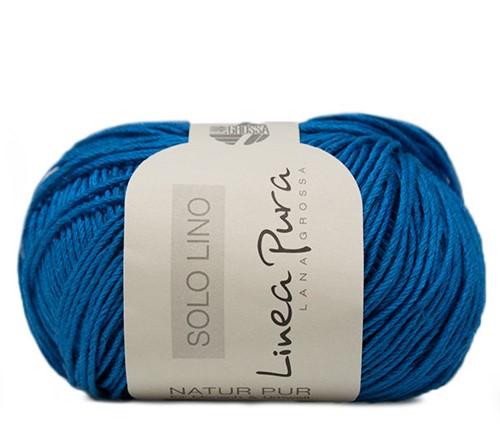 Lana Grossa Solo Lino 041 Blue