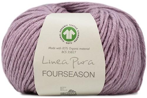 Lana Grossa Fourseason 017 Grey-Lila