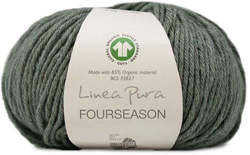 Lana Grossa Fourseason 025 Grey-Green