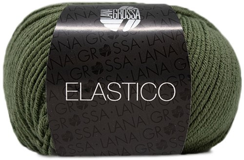 Lana Grossa Elastico 156 Oleander Green
