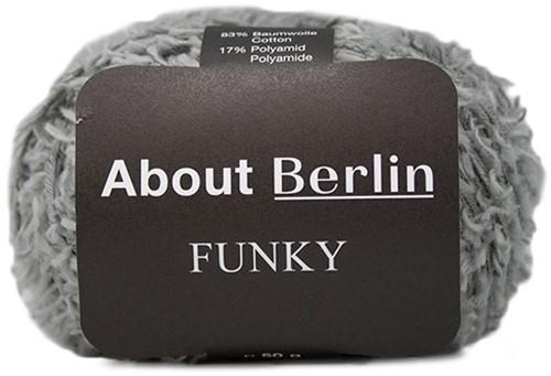 Lana Grossa About Berlin Funky 004 Grey