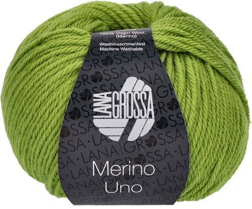 Lana Grossa Merino Uno 021 Apple Green