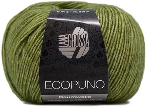 Lana Grossa Ecopuno 002 Apple Green