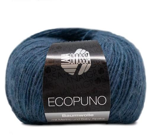 Lana Grossa Ecopuno 011 Sapphire Blue