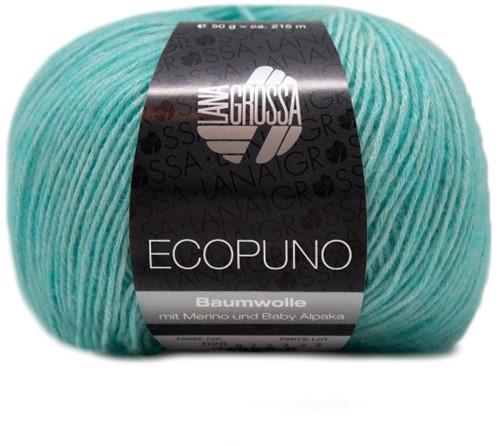 Lana Grossa Ecopuno 028 Turquoise