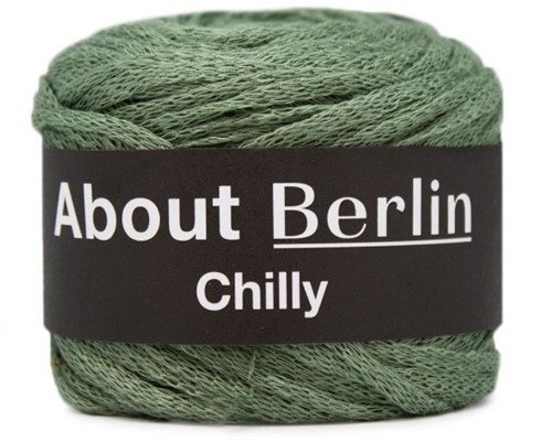 Lana Grossa Chilly 003 Grey-Green