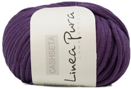 Lana Grossa Cashseta 31 Dark Violett