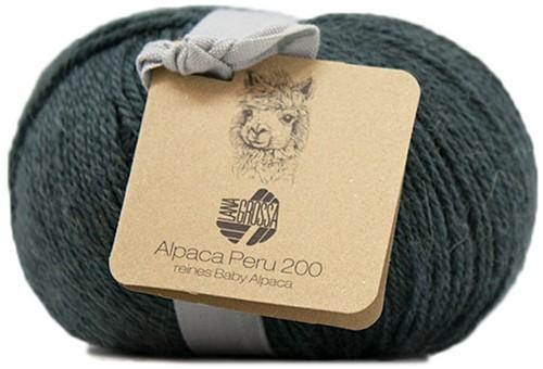 Lana Grossa Alpaca Peru 200 224 Grey-Green