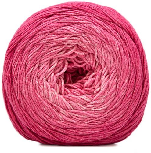 Lana Grossa Gomitolo Denim 004 Bright Pink