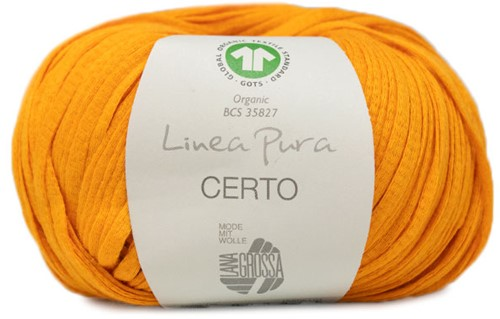 Lana Grossa Certo 001 Orange