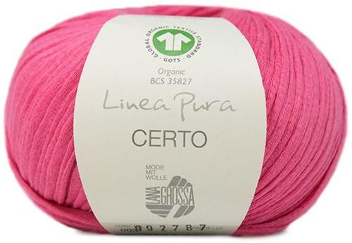 Lana Grossa Certo 003 Pink