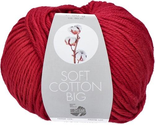 Lana Grossa Soft Cotton Big 20 Bordeaux