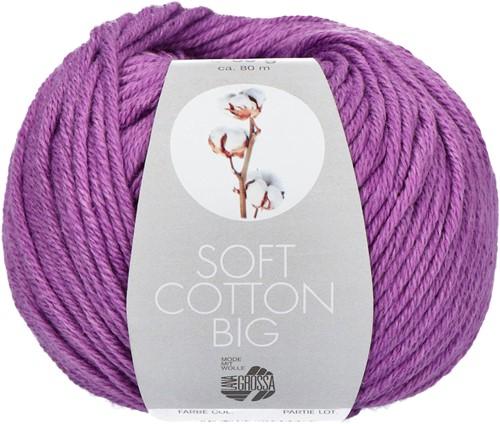 Lana Grossa Soft Cotton Big 5 Purple