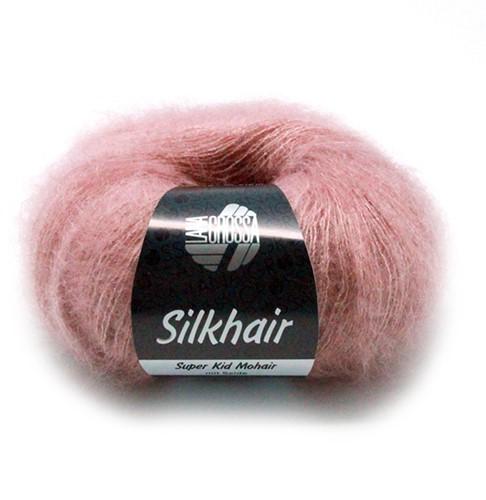 Lana Grossa Silkhair 74 Tulipwood