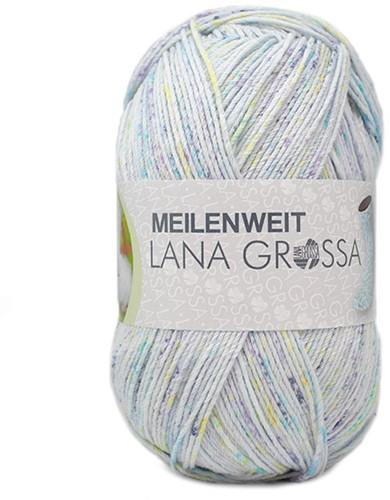 Lana Grossa Meilenweit 100 Solo Cotone Spray 3658