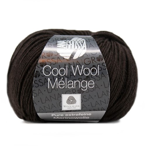 Lana Grossa Cool Wool Melange 149 Mocha Mottled