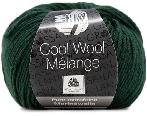 Lana Grossa Cool Wool Melange 150 Mocha Mottled