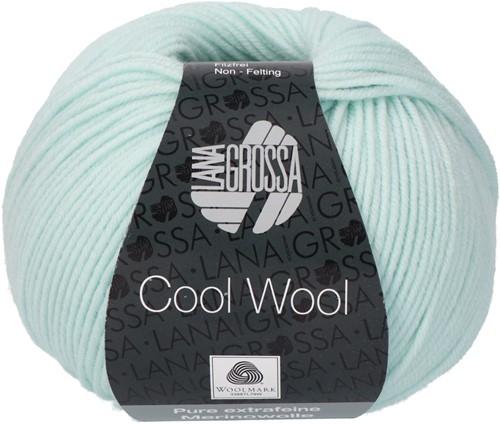 Lana Grossa Cool Wool 2030 Light Turquoise