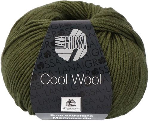Lana Grossa Cool Wool 2042 Dark Olive