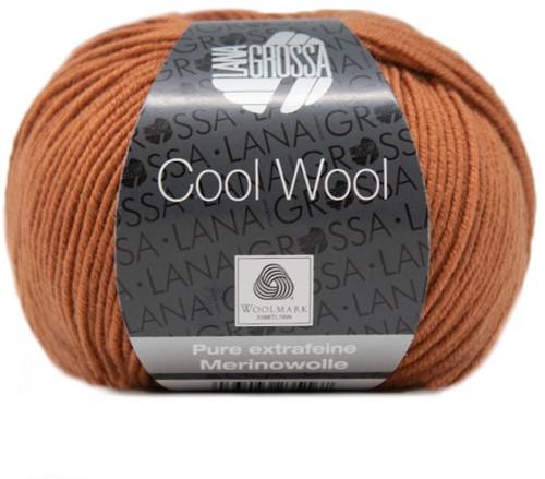 Lana Grossa Cool Wool 2054 Caramel