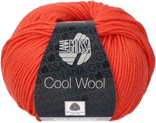 Lana Grossa Cool Wool 2060 Coral