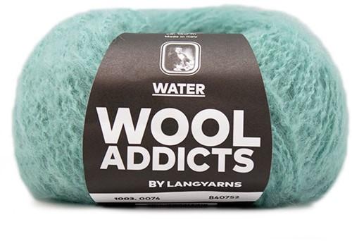 Lang Yarns Wooladdicts Water 074 Atlantic