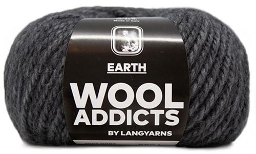Lang Yarns Wooladdicts Earth 005 Grey Mélange