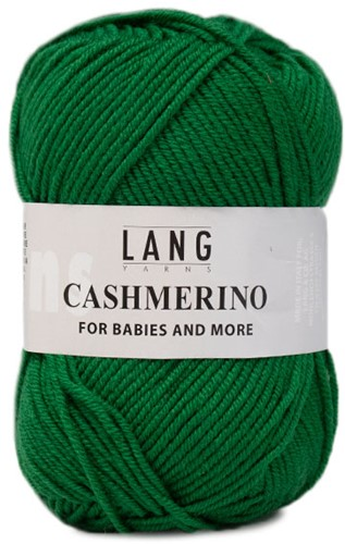 Lang Yarns Cashmerino For Babies and More 017 Green