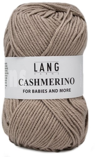 Lang Yarns Cashmerino For Babies and More 026 Beige