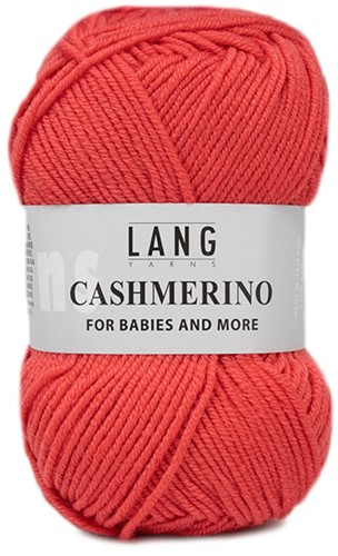 Lang Yarns Cashmerino For Babies and More 029 Melon