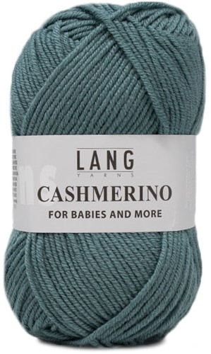 Lang Yarns Cashmerino For Babies and More 074 Atlantic