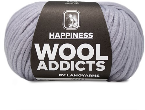 Lang Yarns Wooladdicts Happiness 021 Light Blue