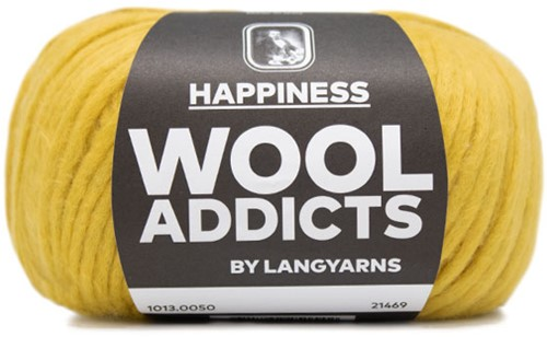 Lang Yarns Wooladdicts Happiness 050 Gold