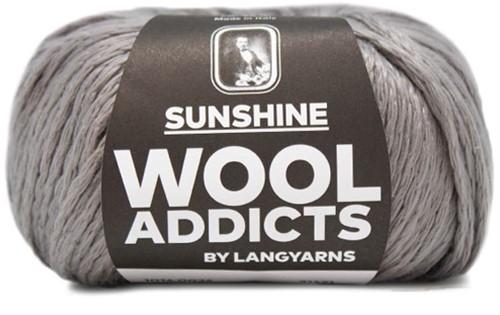 Lang Yarns Wooladdicts Sunshine 024 Grey