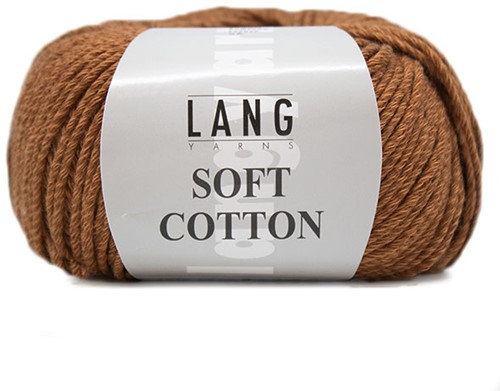 Lang Yarns Soft Cotton 015 Nougat
