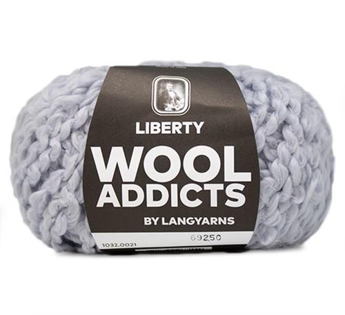 Lang Yarns Wooladdicts Liberty 021 Light Blue