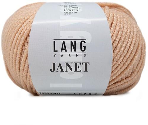 Lang Yarns Janet 027 Apricot