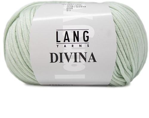 Lang Yarns Divina 058  Mint