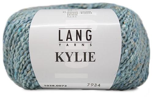 Lang Yarns Kylie 072 Aqua