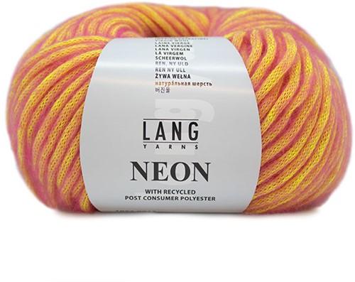 Lang Yarns Neon 013 Yellow